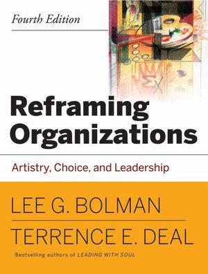 Cover of Reframing Organizations