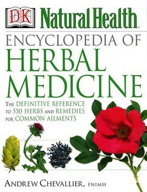 Cover of Encyclopedia of Herbal Medicine