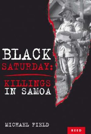 Cover of Black Saturday