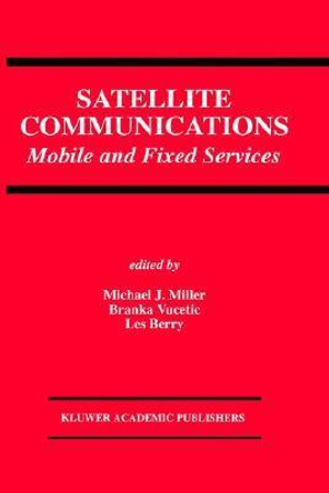 Cover of Satellite Communications