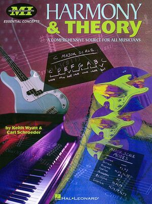 Cover of Harmony & Theory