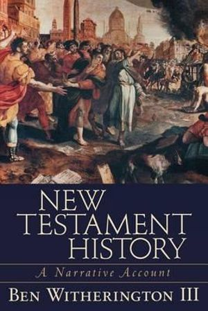 Cover of New Testament History
