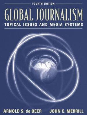 Cover of Global Journalism