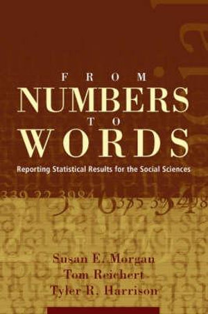 Cover of From Numbers to Words