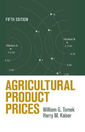 Cover of Agricultural Product Prices, Fifth Edition