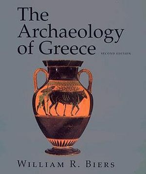 Cover of The archaeology of Greece