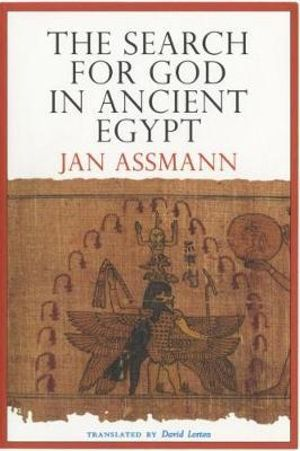 Cover of The Search for God in Ancient Egypt