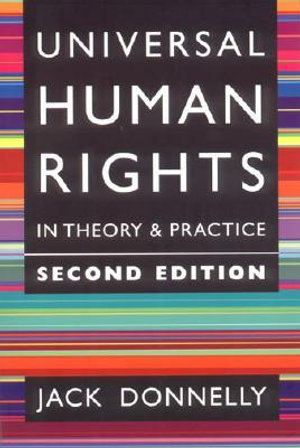 Cover of Universal Human Rights in Theory and Practice