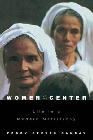 Cover of Women at the Center
