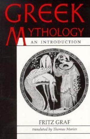 Cover of Greek Mythology