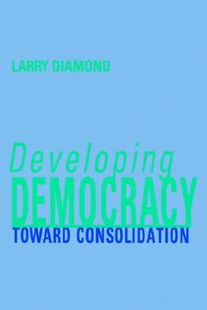 Cover of Developing Democracy