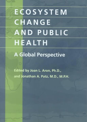 Cover of Ecosystem Change and Public Health