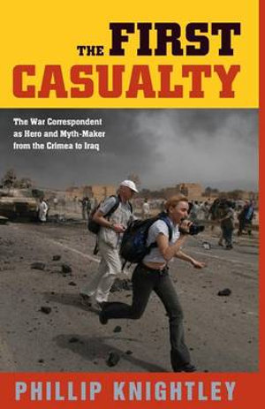Cover of The first casualty