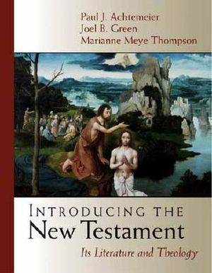 Cover of Introducing the New Testament