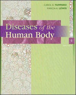 Cover of Diseases of the Human Body