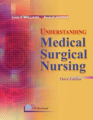 Cover of Understanding Medical Surgical Nursing