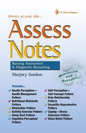 Cover of Assess Notes