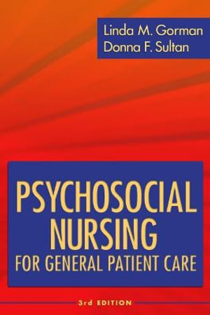 Cover of Psychosocial Nursing for General Patient Care