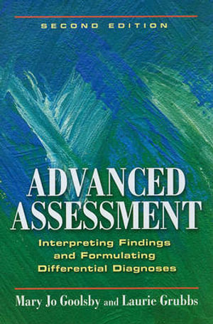 Cover of Advanced Assessment
