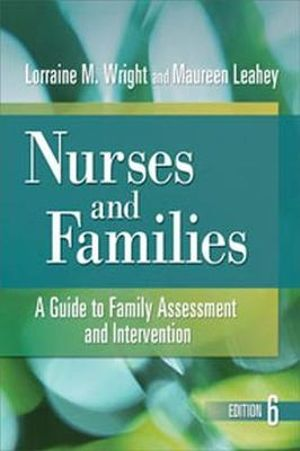 Cover of Nurses and Families