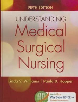 Cover of Understanding Medical-Surgical Nursing
