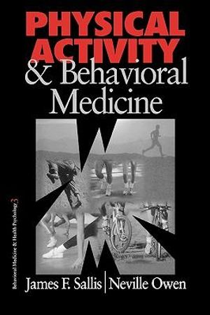 Cover of Physical Activity and Behavioral Medicine