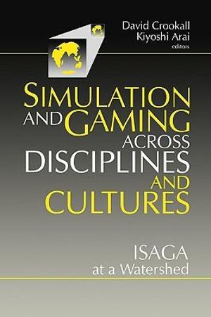 Cover of Simulation and gaming across disciplines and cultures