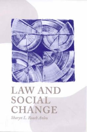 Cover of Law and Social Change