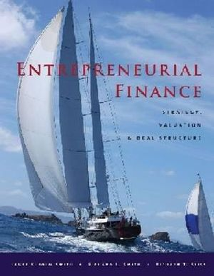 Cover of Entrepreneurial Finance