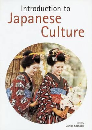 Cover of Introduction to Japanese Culture