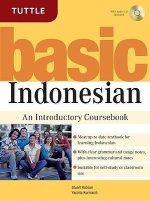 Cover of Basic Indonesian
