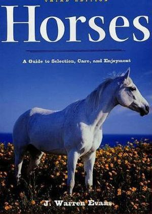 Cover of Horses, 3rd Edition