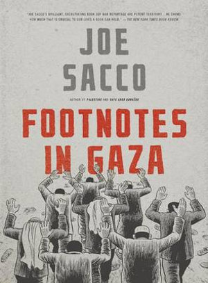 Cover of Footnotes in Gaza