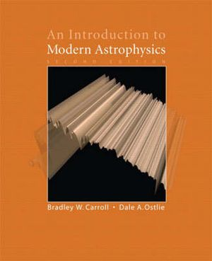 Cover of Introduction To Modern Astrophysics