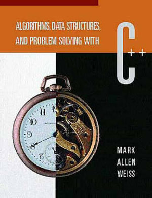 Cover of Algorithms, Data Structures, and Problem Solving with C++