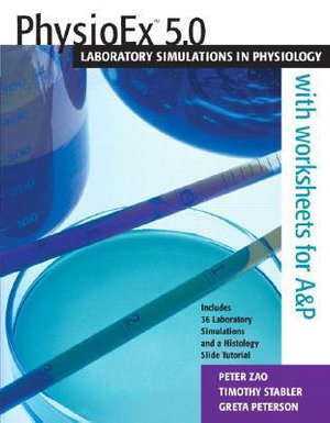 Cover of Physioex 5.0