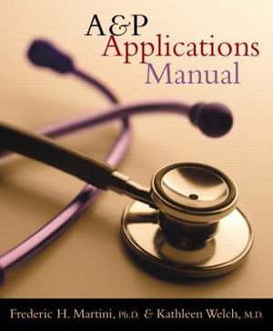 Cover of A & P applications manual
