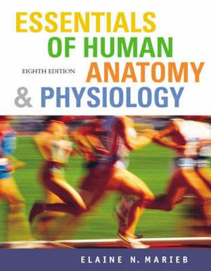 Cover of Essentials of Human Anatomy and Physiology
