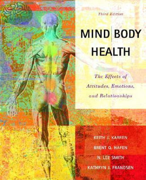 Cover of Mind/body Health