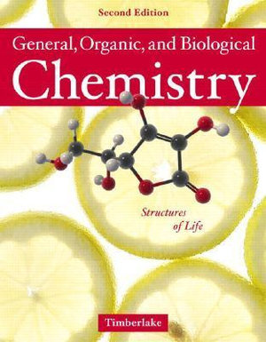 Cover of General, Organic, and Biological Chemistry