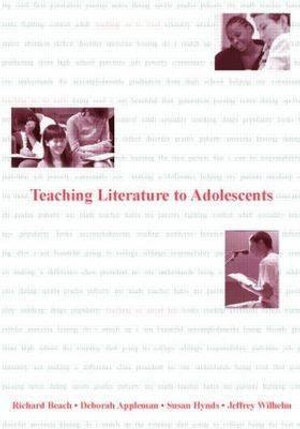 Cover of Teaching Literature to Adolescents