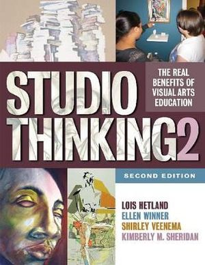 Cover of Studio Thinking 2