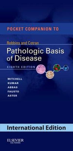 Cover of Pocket Companion to Robbins & Cotran Pathologic Basis of Disease
