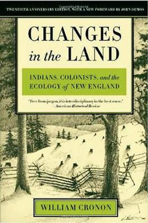 Cover of Changes in the Land, Revised Edition