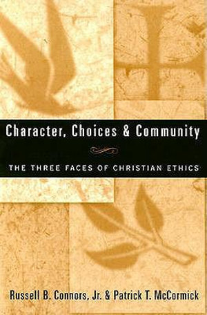 Cover of Character, Choices & Community