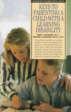 Cover of Keys to Parenting a Child with a Learning Disability