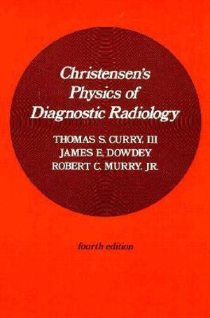 Cover of Christensen's Physics of Diagnostic Radiology