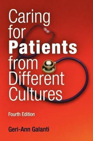 Cover of Caring for Patients from Different Cultures