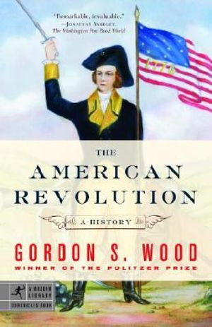 Cover of The American Revolution