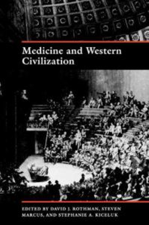 Cover of Medicine and Western Civilization